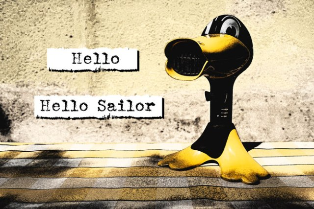Hello-Sailor
